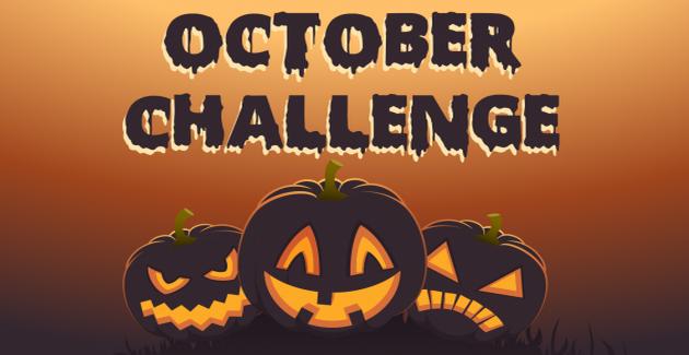 halloween theme presentation