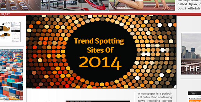 presentation trend