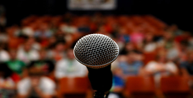 how to be good at public speaking