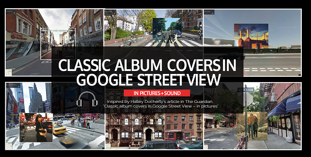 embed streetview in presentation