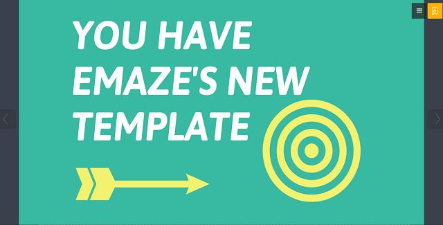 emaze presentation templates