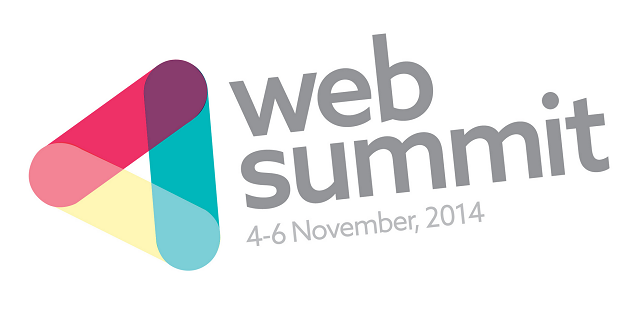 startup presentation at web summit